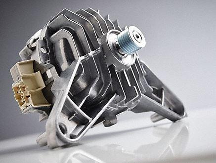 Hochentwickelter Sychronmotor