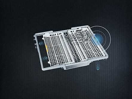 3D-MultiFlex-Schublade - Maximale Flexibilität
