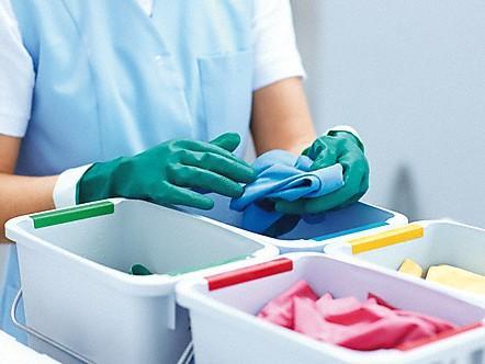 Präparierung von Tüchern