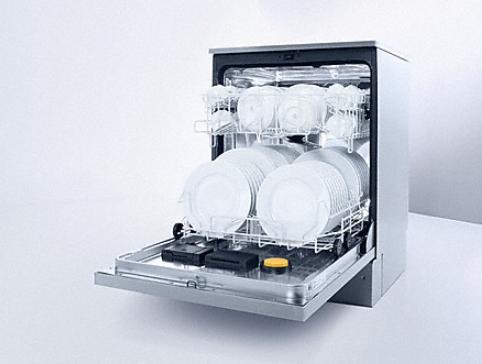 Frischwasser-Spülsystem